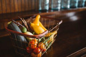 Fruit Vegetables Tomatoes Squash Vegetarian Vegan