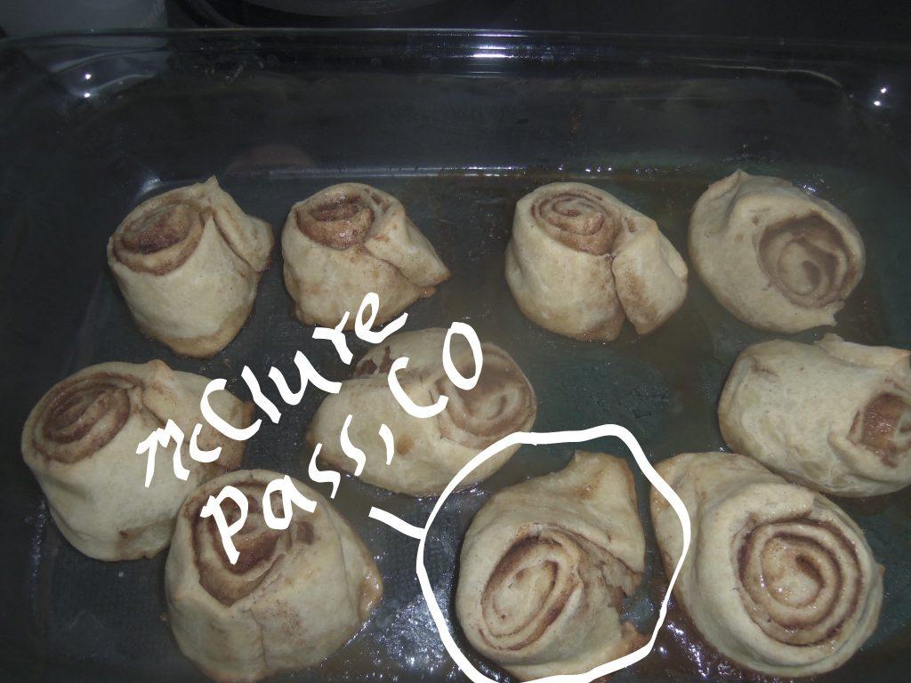 Cinnamon Rolls Baked goods
